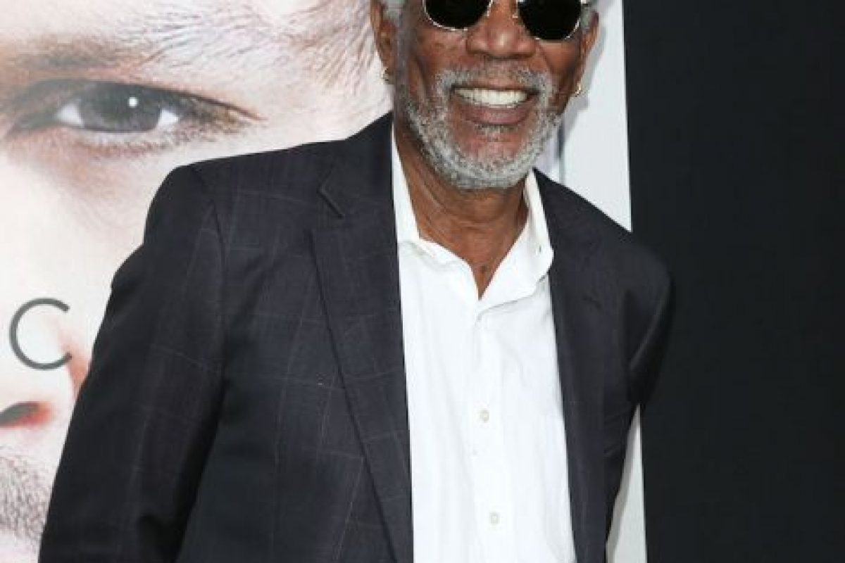 Morgan Freeman Foto: Getty / Info: Radar.com. Imagen Por: