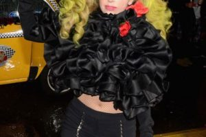Lady Gaga Foto:Getty / Info: Radar.com. Imagen Por: