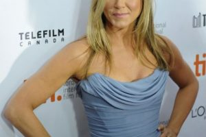 Jennifer Aniston Foto: Getty / Info: Radar.com. Imagen Por: