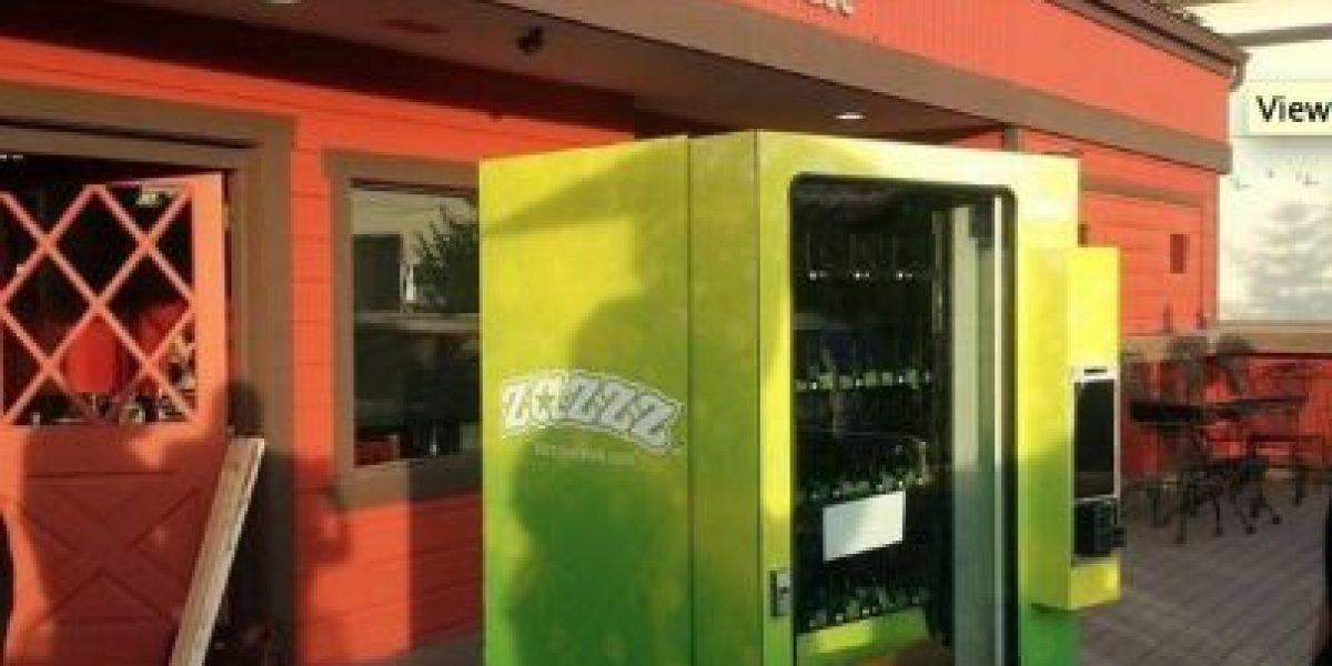 Fotos: Máquina expendedora de marihuana llega a Colorado