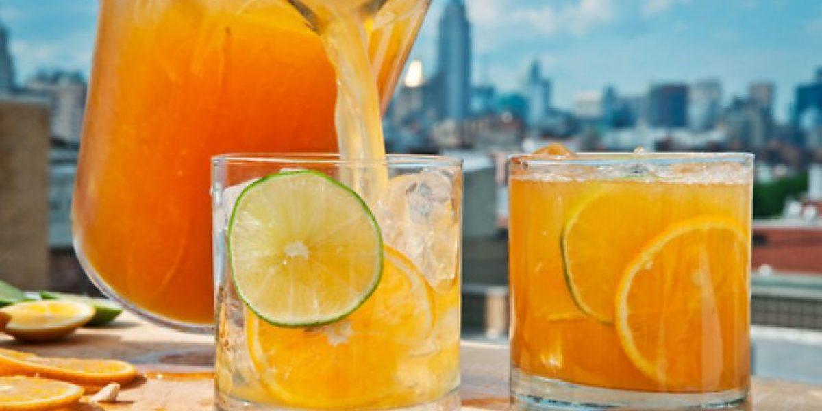 7 beneficios del jugo de naranja que seguramente no conocían