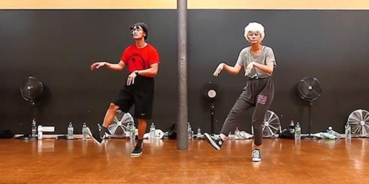 Video: Esta coreografía mejorará su día