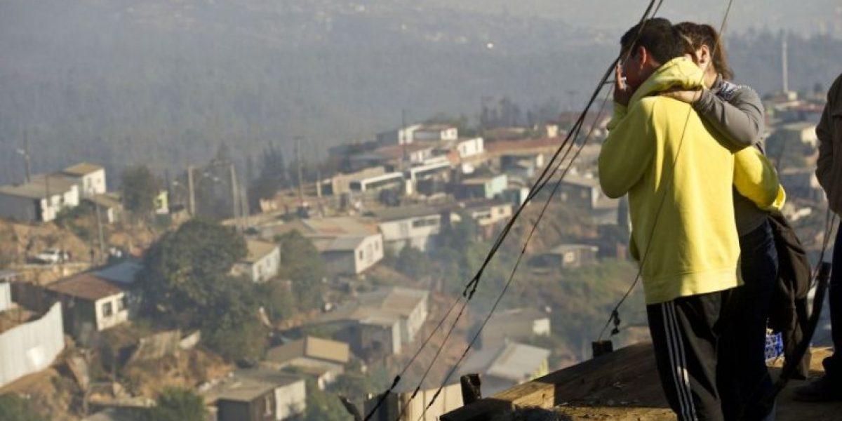 Galería: Valparaíso, el puerto que sufre