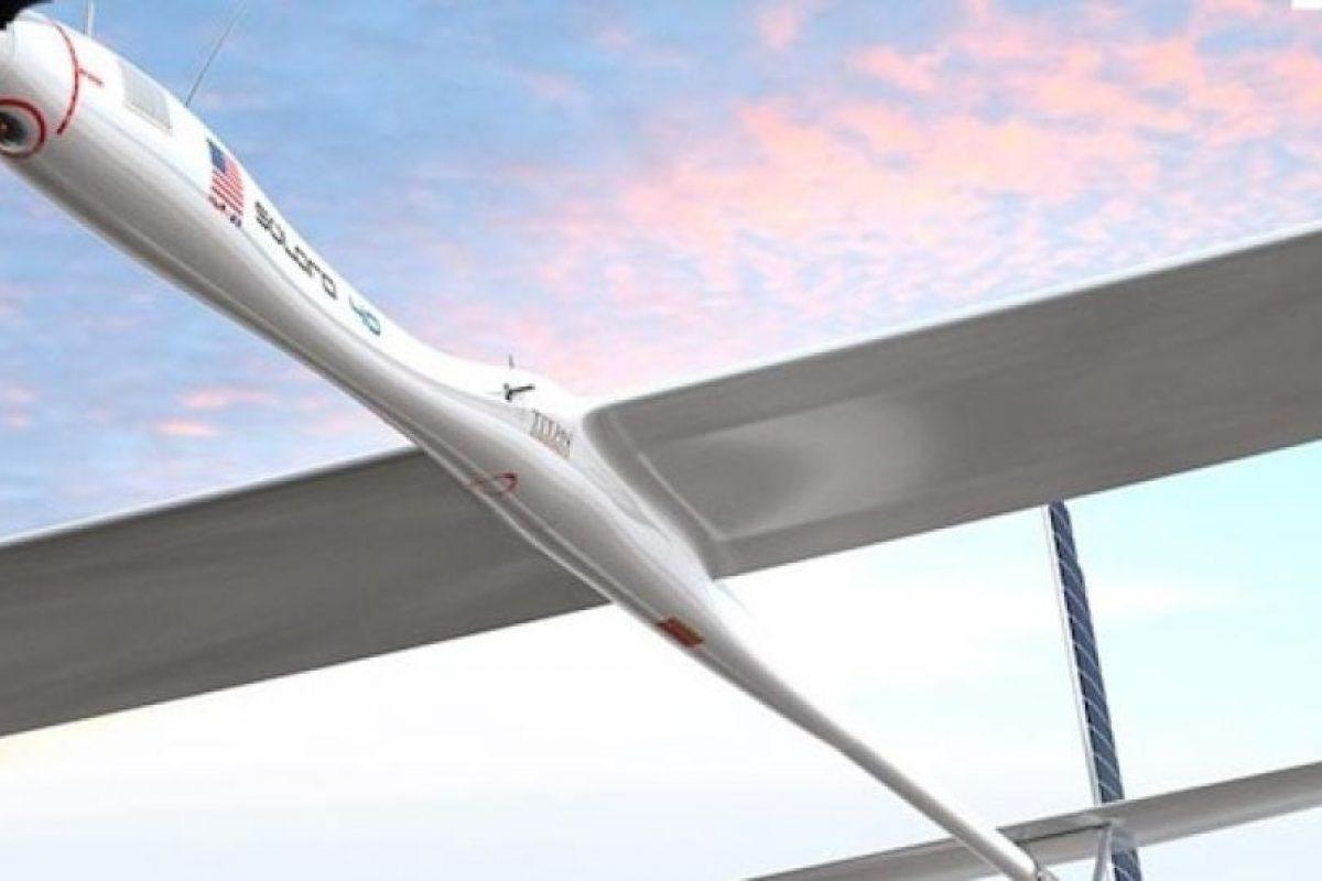 Foto:Titan Aerospace. Imagen Por: