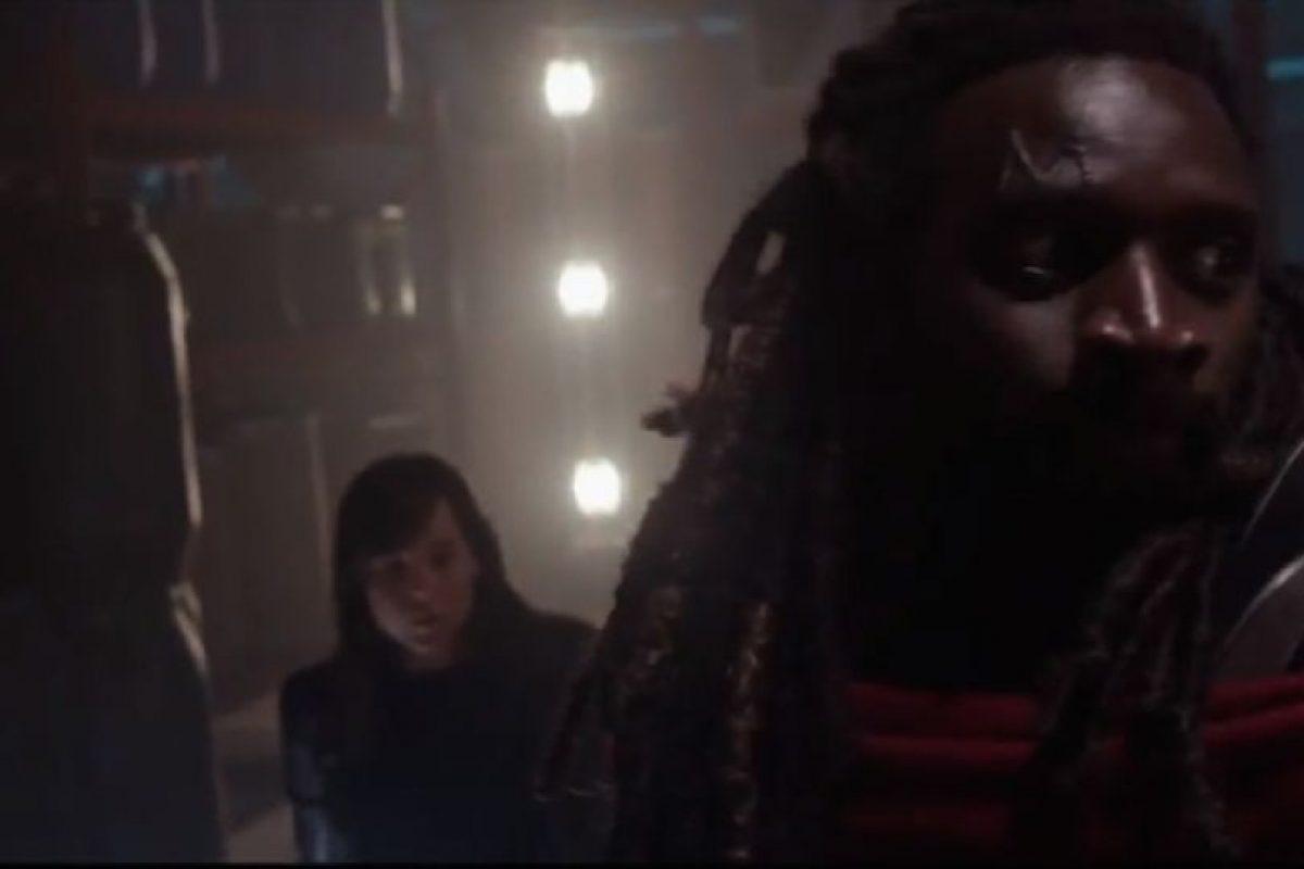 Ellen Page en su personaje de Shadowcat. Foto:YouTube / X-Men. Imagen Por: