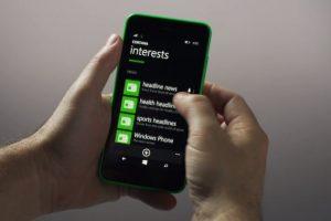 Cortana y sus ajustes. Foto:Windows Phone. Imagen Por: