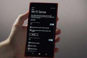 Mejor forma de conectarse a redes Wi-Fi. Foto:Windows Phone. Imagen Por: