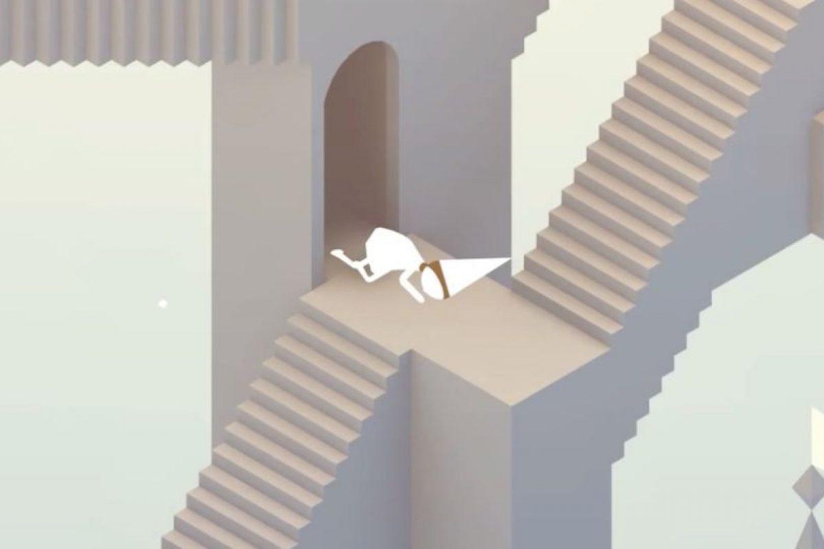 La princesa Ida es la protagonista del juego. Foto:ustwo. Imagen Por: