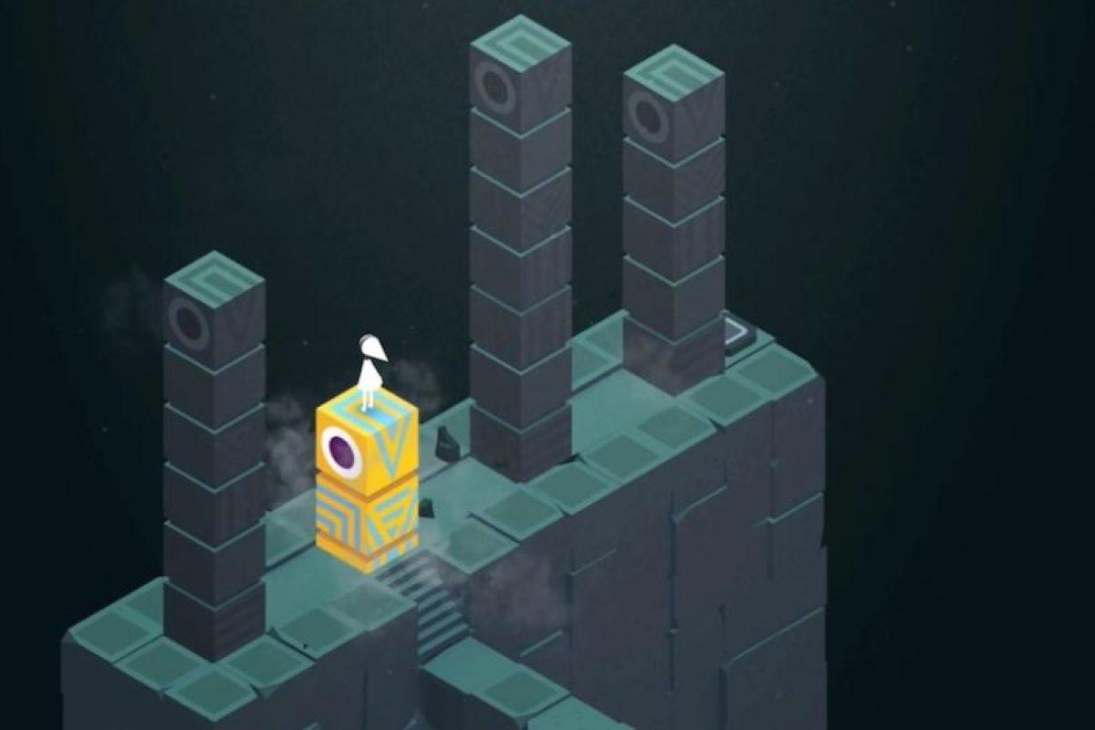 También pueden salir torres del suelo. Foto:ustwo. Imagen Por:
