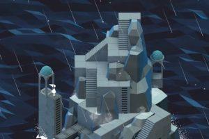 Los edificios pueden girar. Foto:ustwo. Imagen Por:
