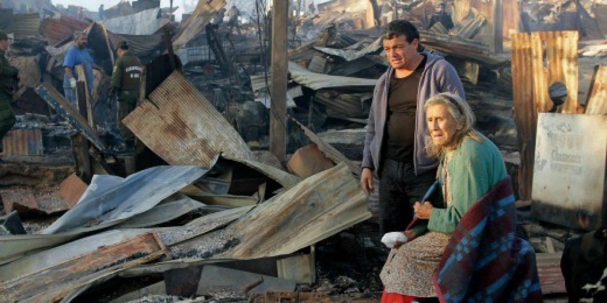 Sernac vigilará que empresas respeten derechos de consumidores tras incendios en Valparaíso