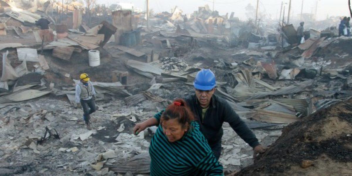 BancoEstado llama a clientes afectados por incendios en Valparaíso a notificar siniestros