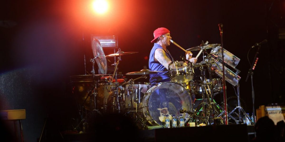 Baterista de Red Hot Chili Peppers: