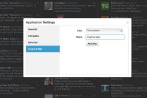 Así pueden bloquear spoilers en Twitter. Foto: Gizmodo. Imagen Por: