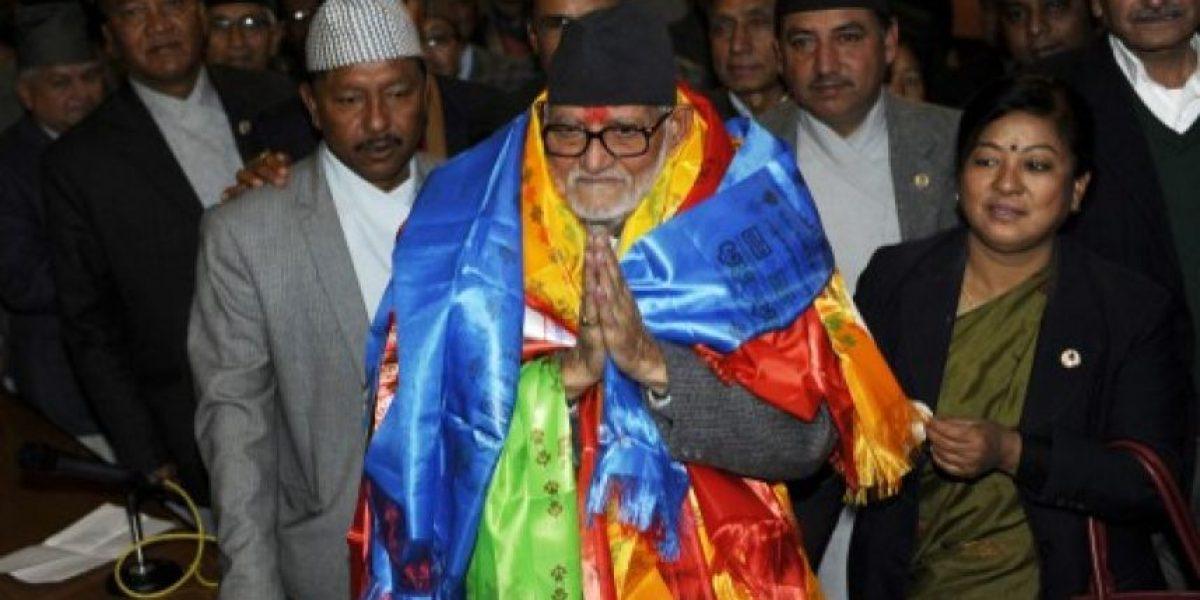 El nepalí Sushil Koirala es el nuevo presidente más
