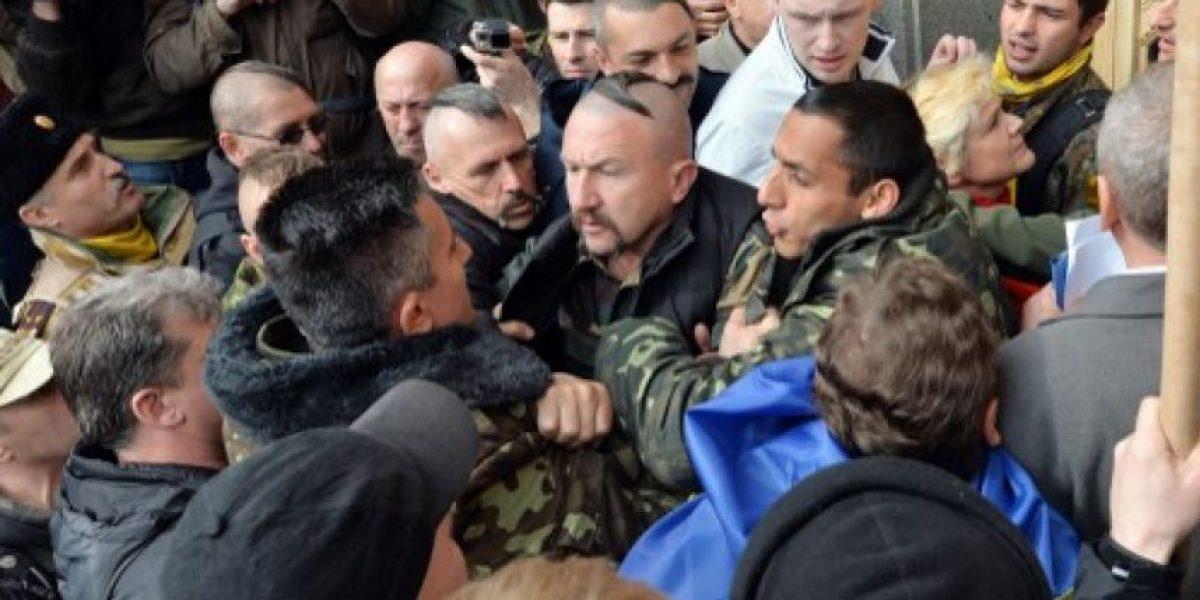5 posibles escenarios en la evolución de la crisis en Ucrania