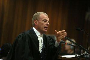 La autopsia señala que Steenkamp comió poco antes de ser asesinada Foto:AFP. Imagen Por: