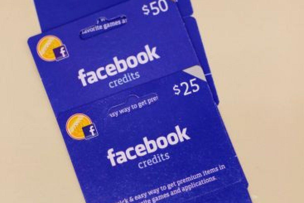 Por el momento las operaciones de la red social se limitan a ingresos por juegos o publicidad. Foto:getty images. Imagen Por:
