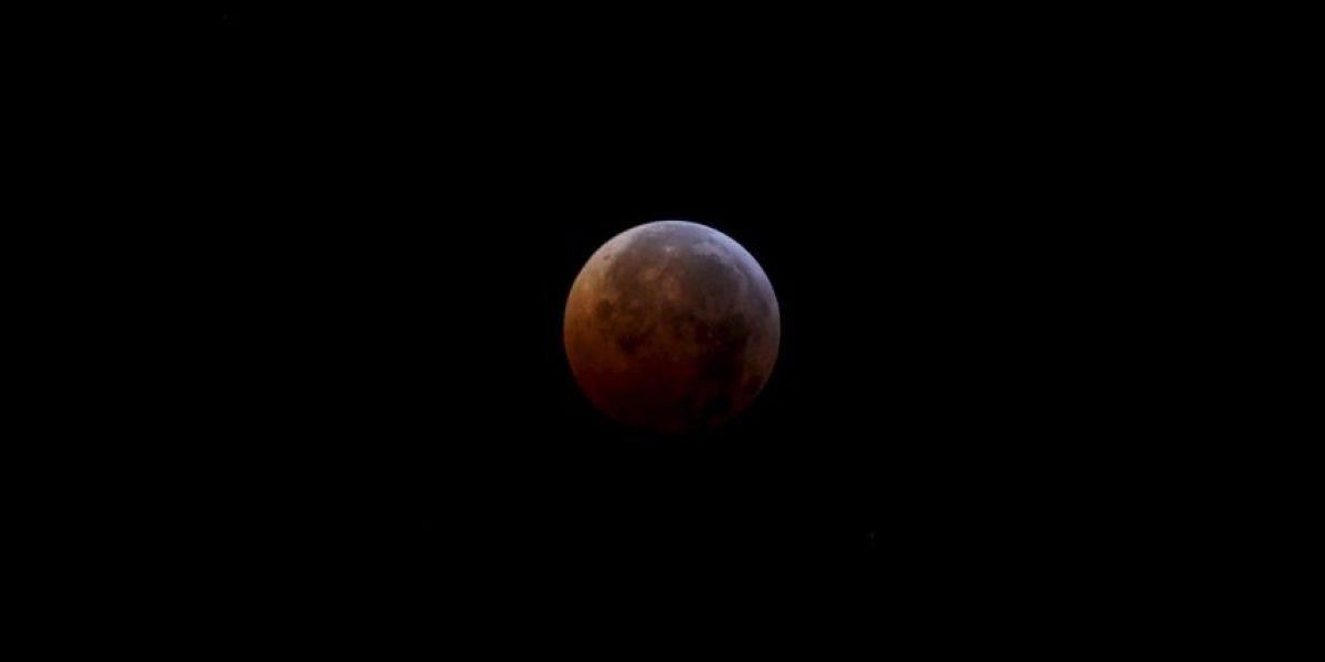 Conozca las profecías sobre la luna roja