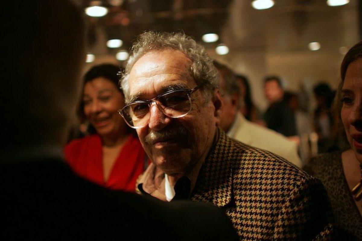 Gabriel García Márquez Foto:Getty Images. Imagen Por: