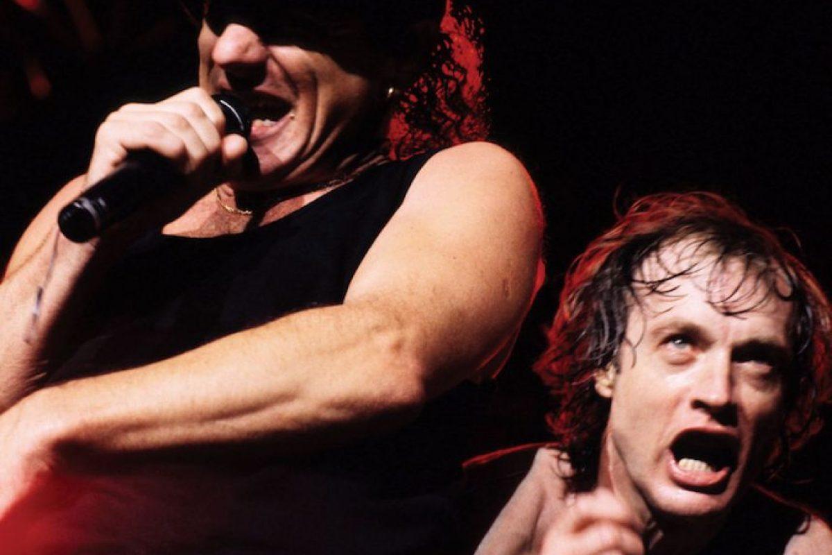 Brian y Angus Foto:www.acdc.com. Imagen Por: