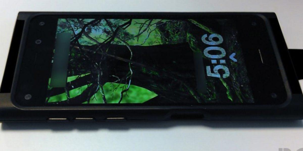 Este sería el smartphone 3D de Amazon