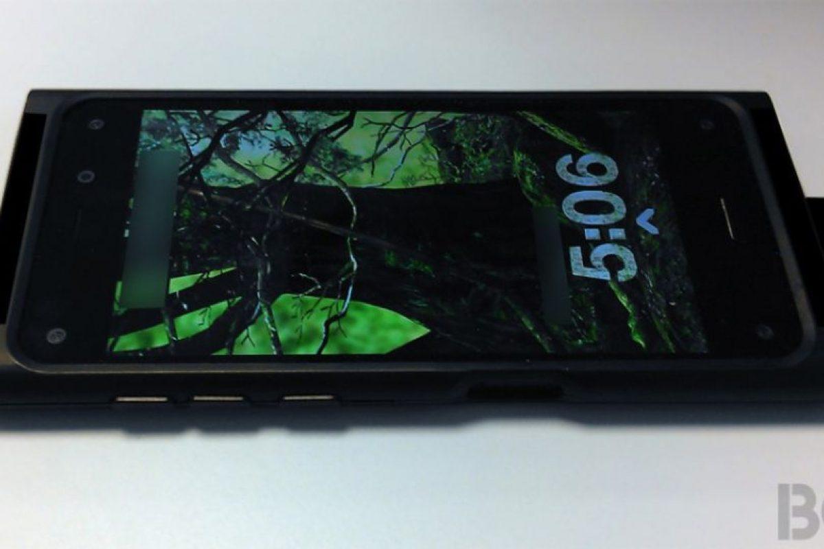 Este podría ser el celular de Amazon Foto:BGR. Imagen Por: