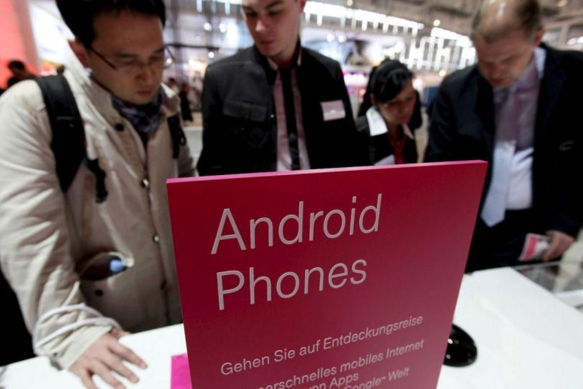 Google sólo reveló que pudo ser menos del 10% de los dispositivos en el mundo Foto:Getty Images. Imagen Por: