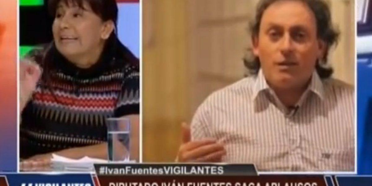 Roxana Miranda se lanza contra Iván Fuentes: