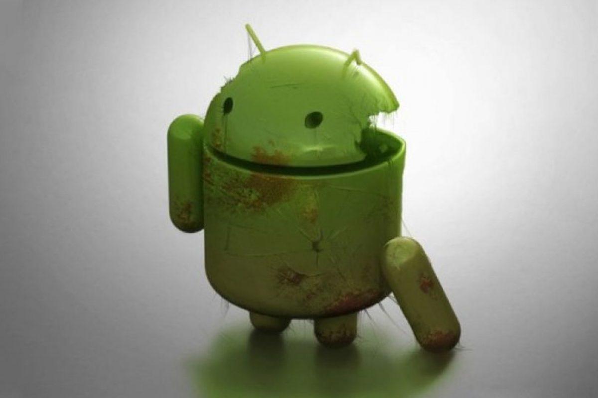 No queremos que su dispositivo termine así. Foto:Flickr. Imagen Por: