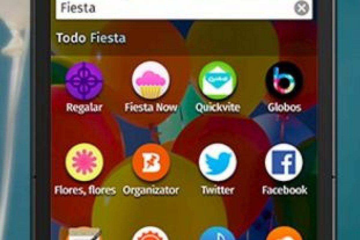 El navegador también hace celulares. Foto:Firefox. Imagen Por: