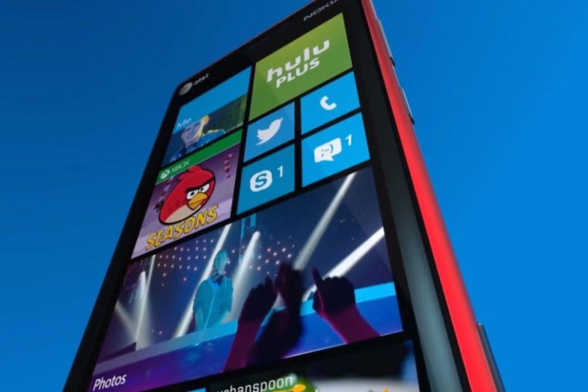 Microsoft ahora en tu bolsillo. Foto:Nokia. Imagen Por: