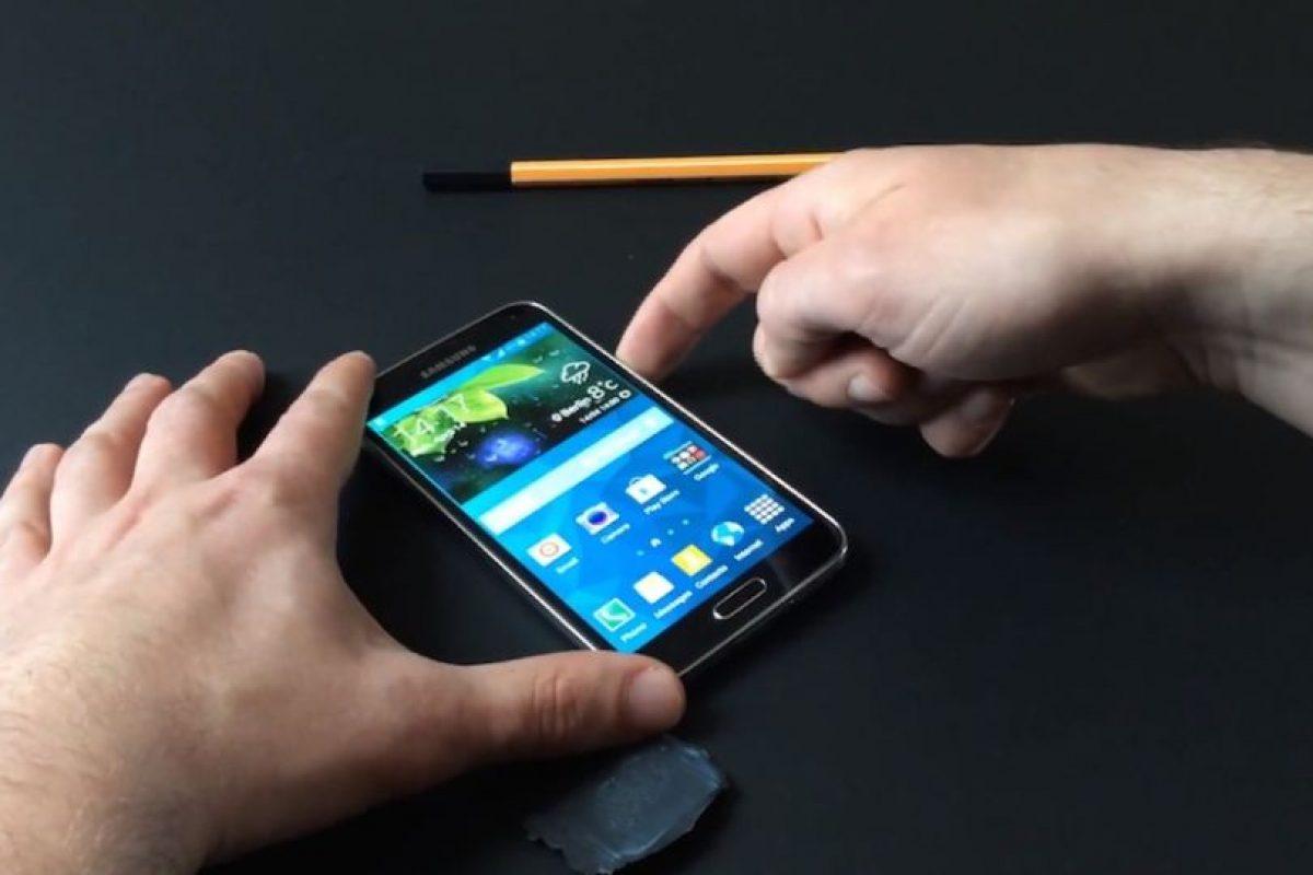 El celular desbloqueado. Foto:SRLabs. Imagen Por: