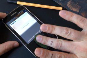 Confirmando una transacción en Paypal. Foto:SRLabs. Imagen Por: