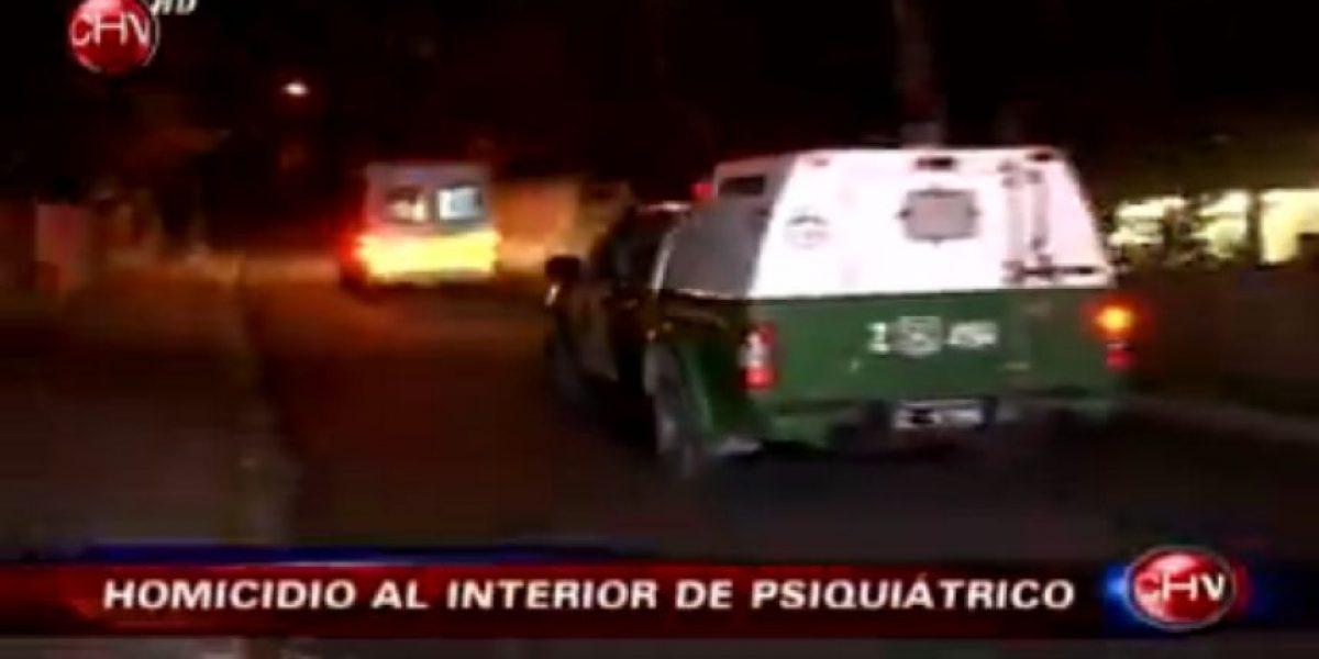 PDI indaga homicidio en Psiquiátrico de Concepción: Un paciente mató a otro