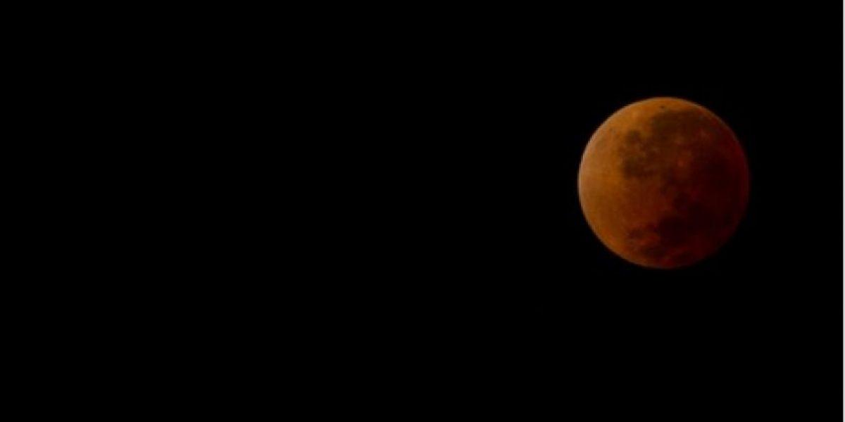 Fotos: Así se vivió el eclipse
