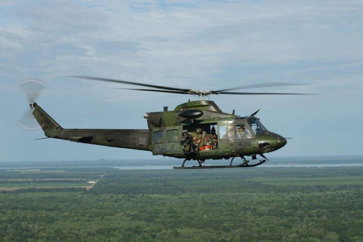 Investigación sobre helicópteros Bell del Fort Worth (TX) Star-Telegram. Foto:Wikipedia Commons. Imagen Por: