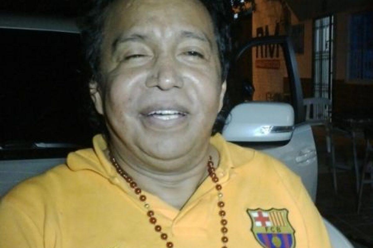 Así era el famoso cantante en sus últimos años. Foto: Diomedes Díaz/Facebook. Imagen Por:
