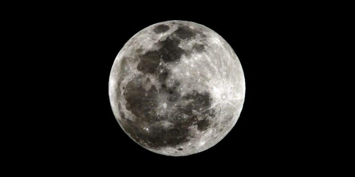 Fotos: Así se vio el eclipse lunar en América Latina