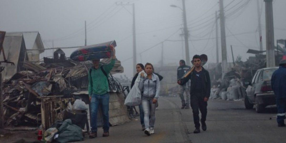 VTR informa que no facturará servicios a afectados por incendios en Valparaíso