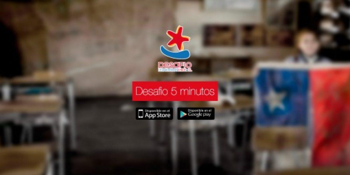 Con solo 5 minutos puedes ayudar a los damnificados de Valparaíso y el Norte Grande