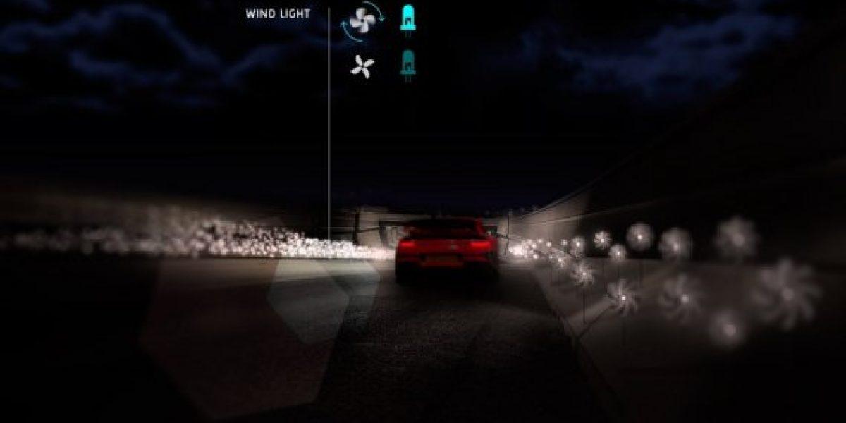 Se estrenan las autopistas fluorescentes en Holanda