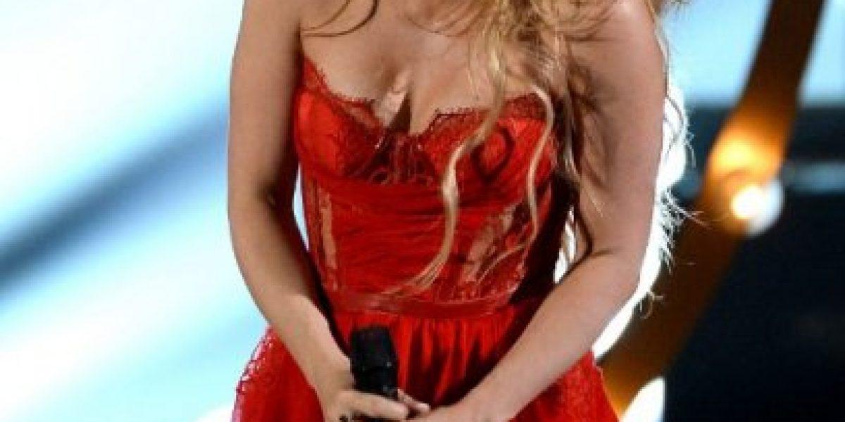 Shakira cree que Piqué será presidente del Barcelona y ella