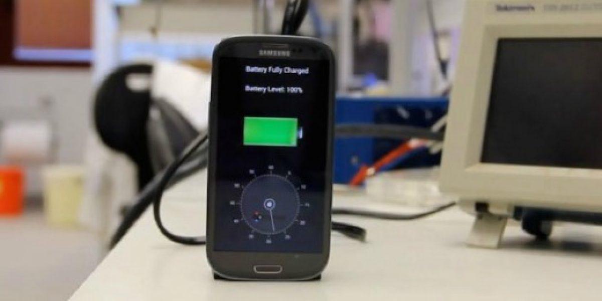 Cargar la batería del smartphone en 30 segundos ¿Es posible?
