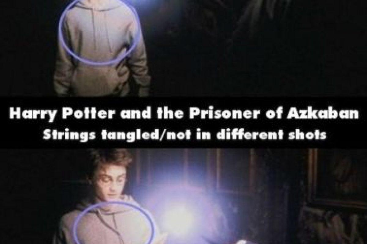 Los cordones cambiaron. Foto:Moviemistakes.com. Imagen Por: