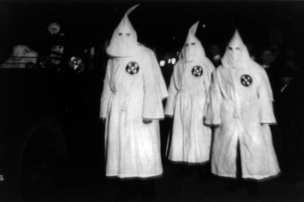 Investigación de Whiteville News Reporter y Tabor City Tribune contra el Ku Klux Klan. Foto:Wikipedia Commons. Imagen Por: