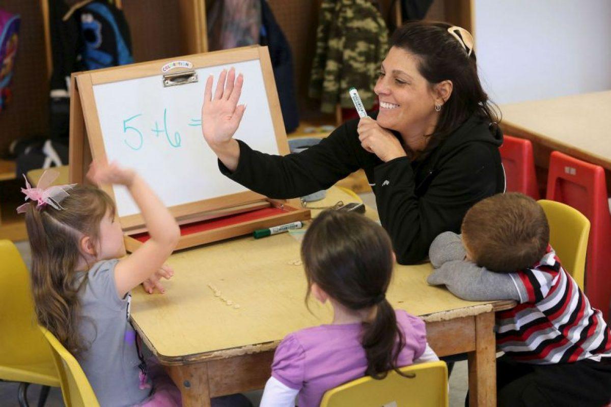 Los niños parecen aprender a medida que dichas acciones pueden ser interpretadas simbólicamente Foto:Getty Images. Imagen Por: