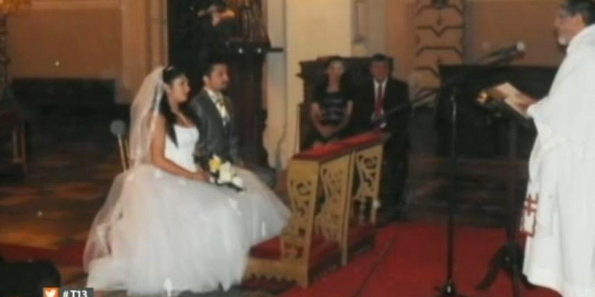 Pareja perdió todo en incendio de Valparaíso mientras se casaban