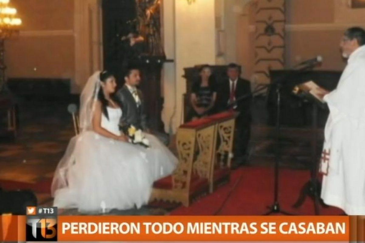 Foto:Reproducción Canal 13. Imagen Por: