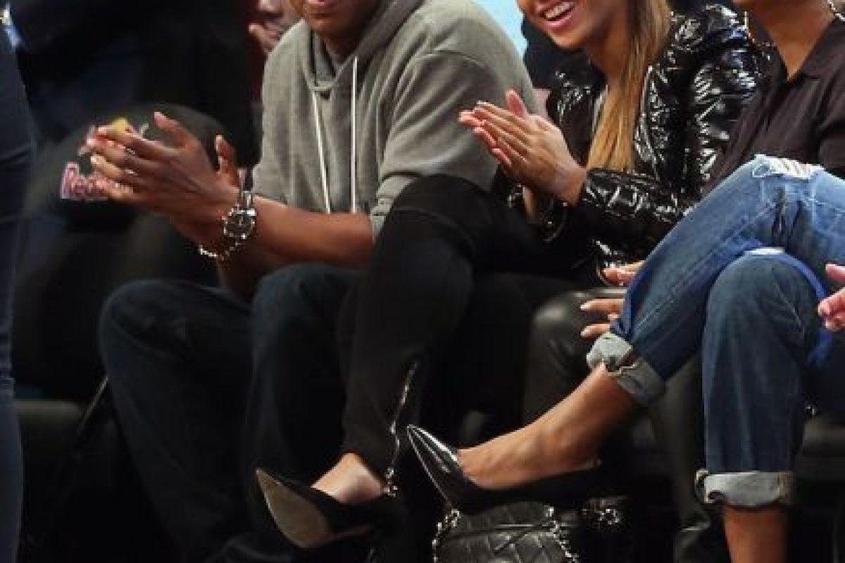 Beyonce y Jay-Z (sólo él) Foto:Foto: Getty / Info: Bossip.com. Imagen Por: